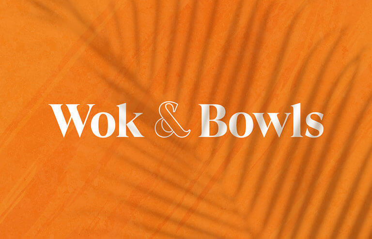 Wok <em>&amp;</em> Bowls - Asian Restaurant