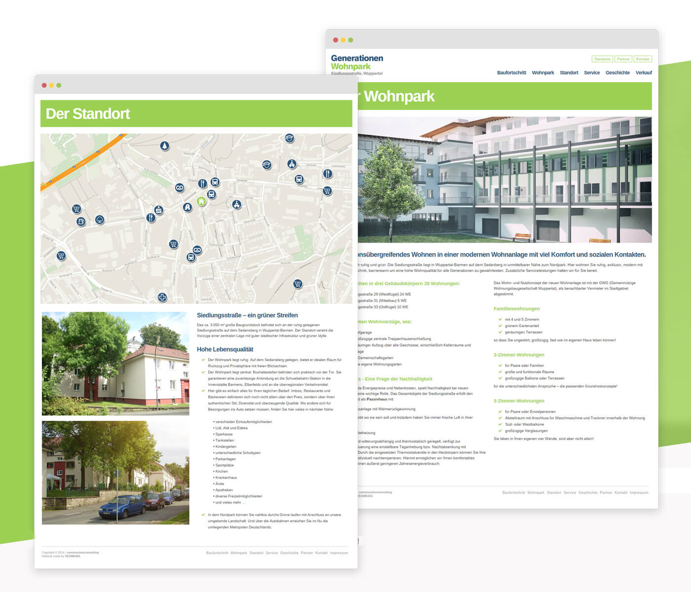 Generationen Wohnpark - ConstructionConsulting